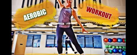 Online Kurs #10: Aerobic Basic Workout