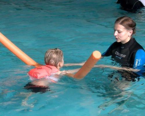 Kursbeginn der Schwimm-/Wasserkurse