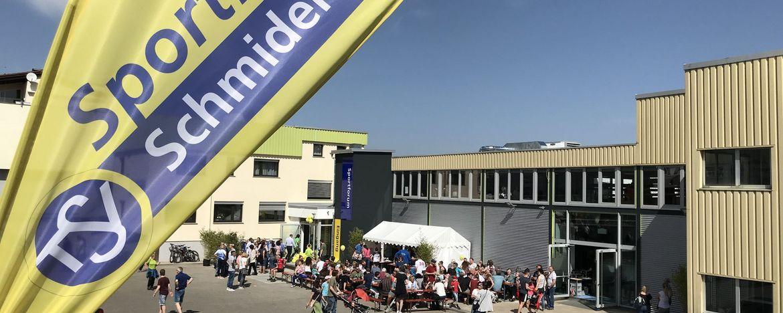 """Sportforum - das neue """"Herz"""" des Vereins"""