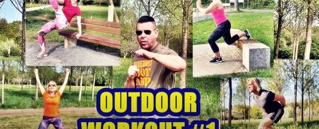 Outdoor Workout #1