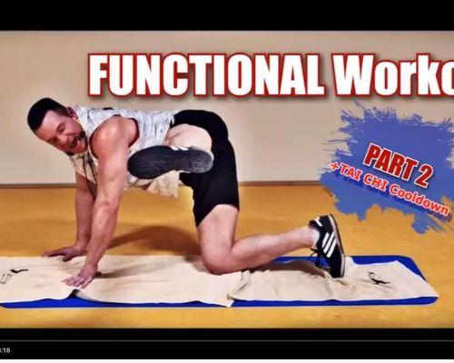 Online Kurs #9: Functional BodyWorkout Part 2