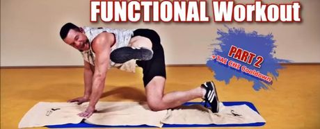 Online Kurs #9: Functional BodyWorkout Part 2