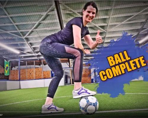 Online Kurs #11:  Ball Complete Workout