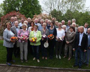 Ehrungsveranstaltung - Mitgliederversammlung 2016