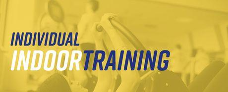 Jetzt buchen: Individual Indoortraining