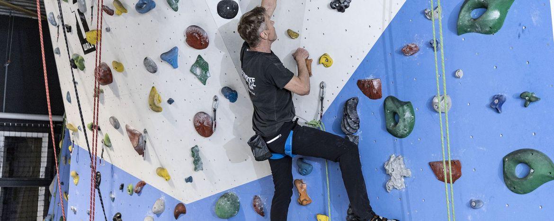 Toprope Klettern im TSV! Ab Freitag 06.03.2020 - 5 mal 3 Std