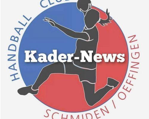 Kader-News der Frauen 1
