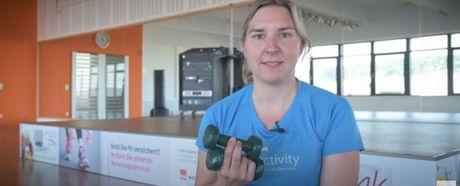 #wirsindzurück ACTIVTY Hygieneregeln | Gerätetraining & Kursbetrieb Indoor