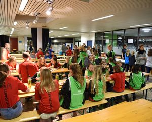 Jugendclub 2019 im Rahmen des DTB-Pokals in Schmiden