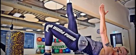 Online Kurs #15: Faszien Workout