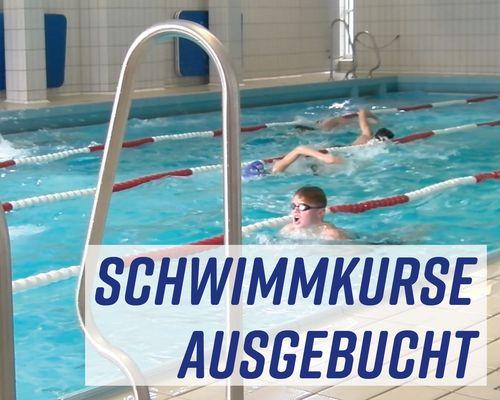 Schwimmkurse / aktuell keine Plätze mehr frei