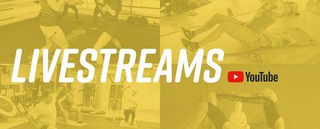 Neuer Livestream Kursplan online