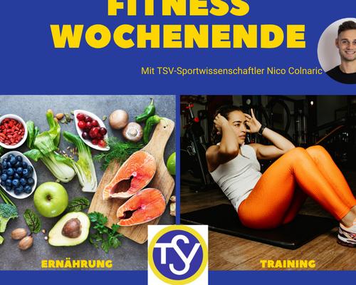 Fitness Wochenende im TSV