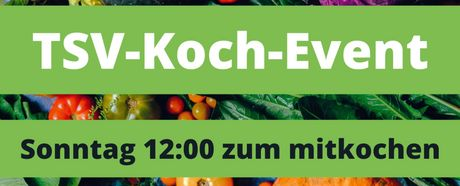 LIVE Koch-Event | So, 8.11. ab 12 Uhr | ACTIVITY YouTube Kanal