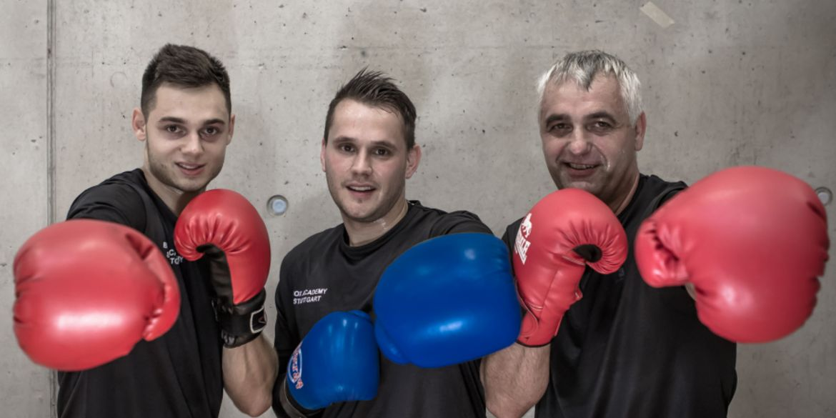 Fight-Academy, das Kampfsportzentrum