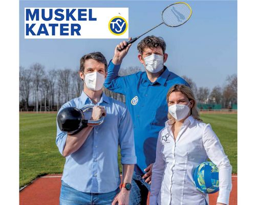 Der neue Muskelkater (01/2021) ist online!